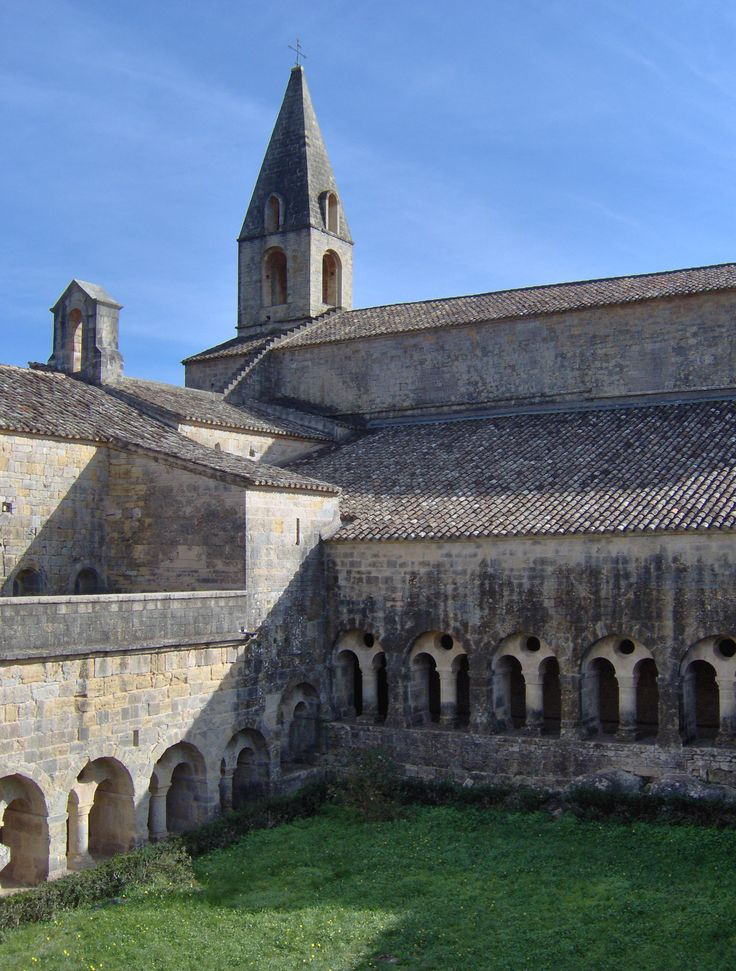 Le Thoronet France  City new picture : Lou Sueil | Le Thoronet Abbey Provence, France built by Cistercians ...