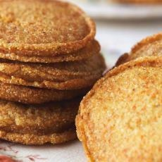Cornmeal Griddle Cakes Recipe | Thoughts for today. | Pinterest