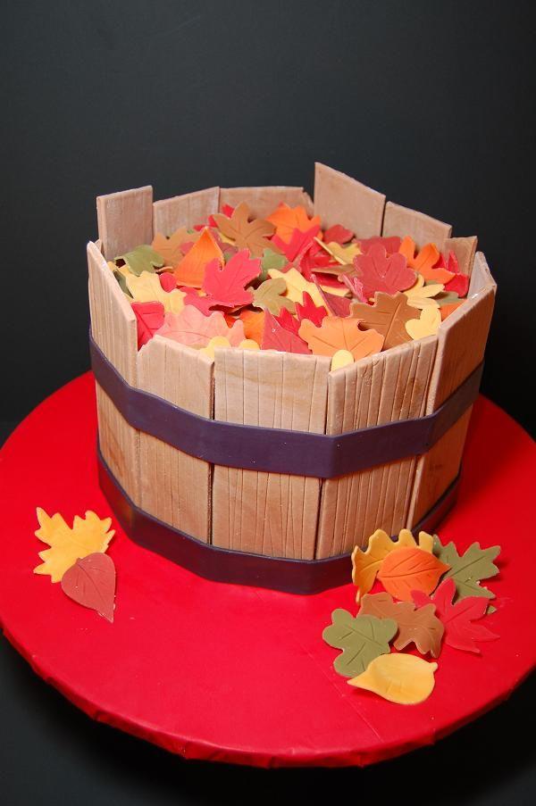 Cake Images For Thanksgiving : Thanksgiving cake Thanksgiving Cakes Pinterest