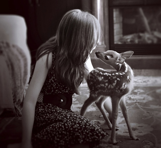 One day, I will have my own bambi
