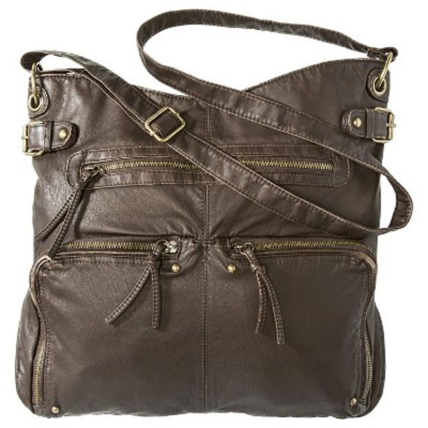 Zipper Crossbody Bag Target 10