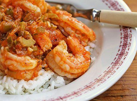 Shrimp Picadillo Recipe — Dishmaps