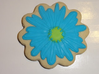 The Cookie Puzzle: Flower Cookies | Creations from The Cookie Puzzle ...