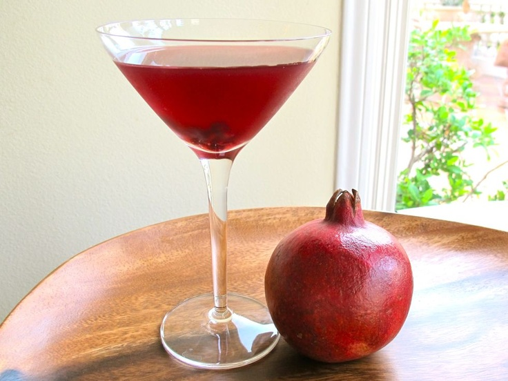 The Shiksa-Tini - The Shiksa in the Kitchen's Signature Martini
