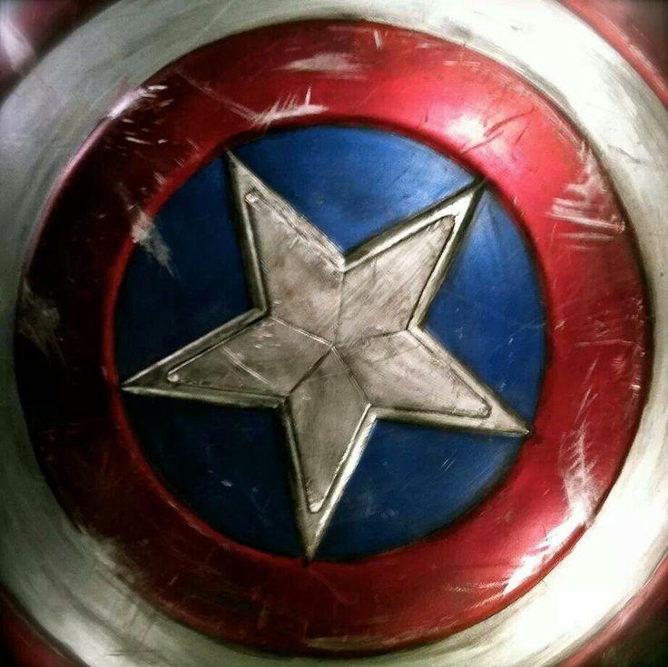 Captain america shield marvel comics 480x800