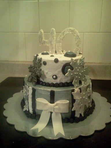 40th birthday winter Wonderland