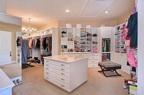 Huge Dream Closet Closet Ideas Pinterest