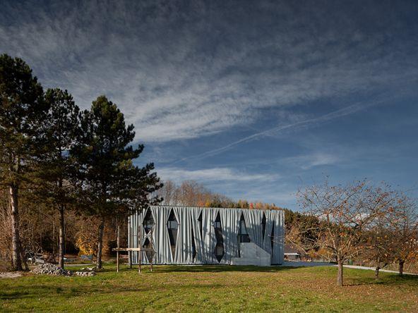 exterior curtains | architecture | Pinterest