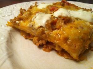 Chicken Tortilla Pie | Casserole-Chicken, etc. | Pinterest