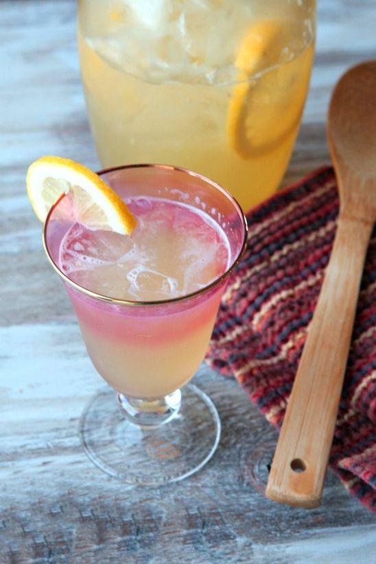 Ginger Beer Lemonade | Exotic Drinks | Pinterest