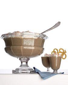 Spiced Chocolate Eggnog | Recipe