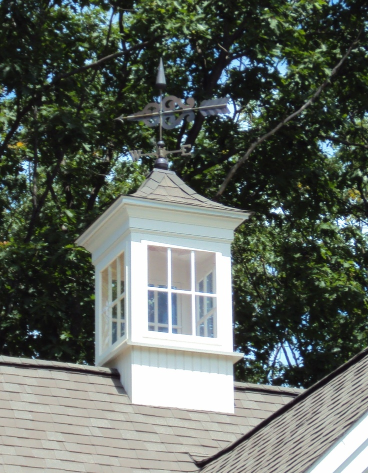 Cupolas for garages creativity for Garage cupola