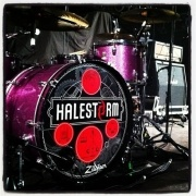 Saw Halestorm live in Cleveland and they blew me away!