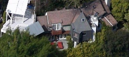 Owned the 1940 house for years prior to the renovation harrison ford