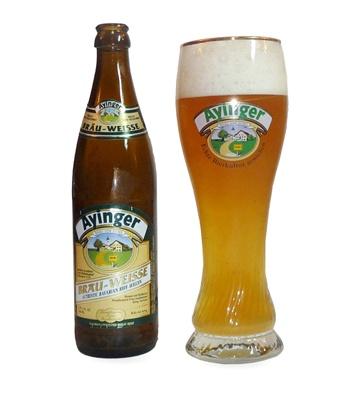 Ayinger Brau Weisse *BEST* | Craft (Beer) | Pinterest