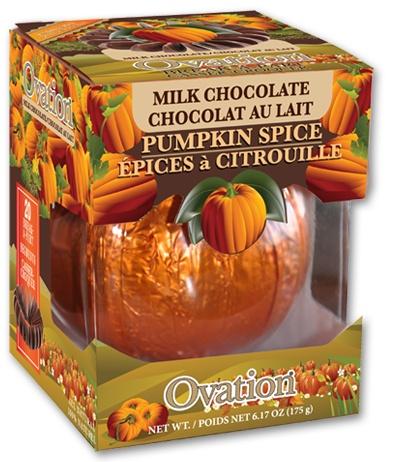Chocolate Pumpkin Spice Ball | Thanksgiving/Halloween Candy | Pintere…