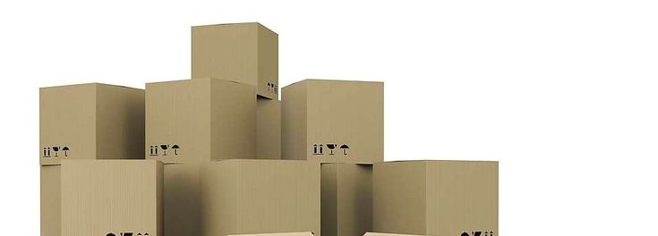 Karton box atau yang lebih dikenal dengan istilah dus di tengah ...