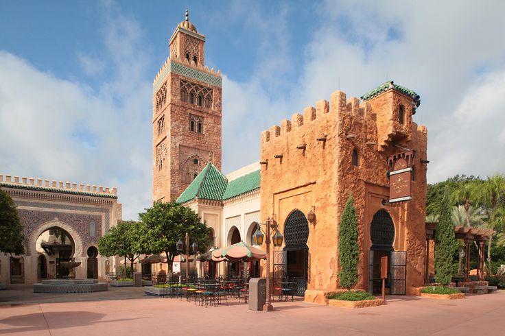 Morocco Pavilion #EPCOT #DisneyWorld | Disney World Favorites | Pinte ...