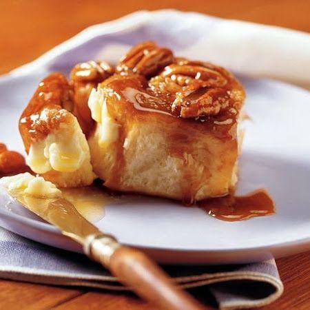 Cinnamon buns overnight! Recipe | Key Ingredient