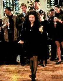 "Yes, I have done the ""Elaine"" at various social occasions."