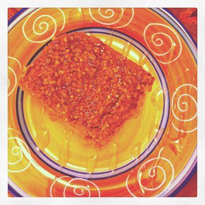 Mission Fitness – Baked Pumpkin Pie Oatmeal with Steel Cut Oats