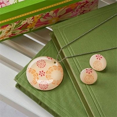 Make a Shrink-Plastic Ring - CraftStylish