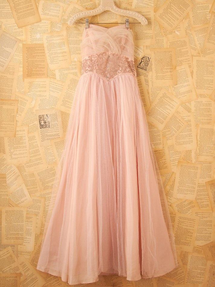 Vintage 1930s Princess Gown   Style   Pinterest
