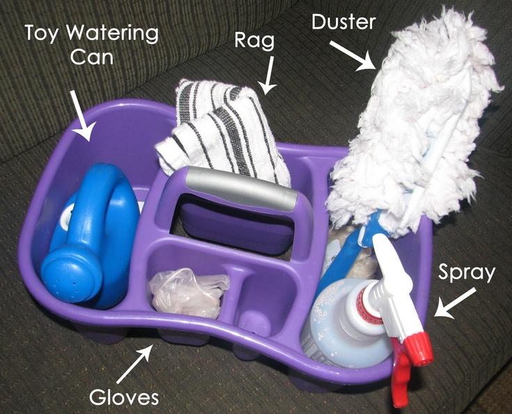 Miss Poppins: Chore Ideas