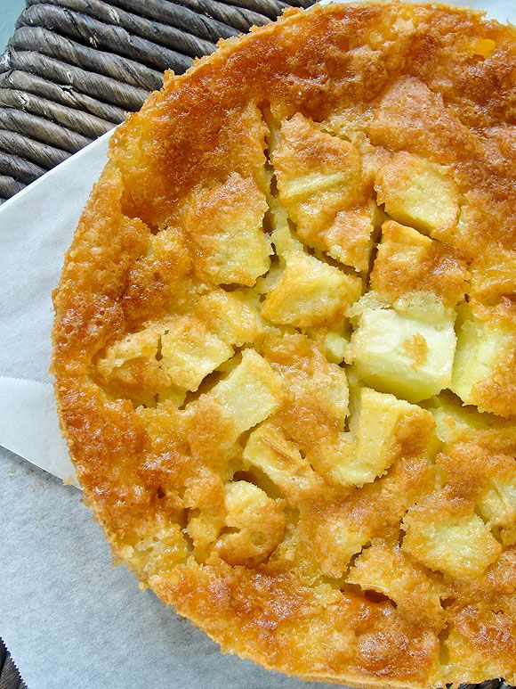 Marie-Helene's Apple Cake- best a day or two after it is baked - Can ...