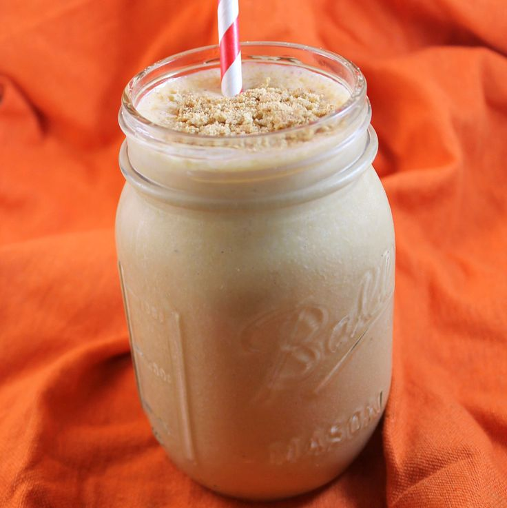 Pumpkin Pie Milkshake | Cheers (I'll Drink to That!) | Pinterest