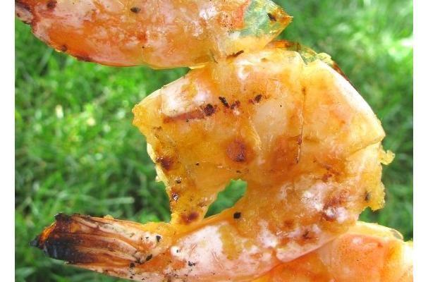 Lemongrass Ginger Grilled Shrimp Recipe — Dishmaps