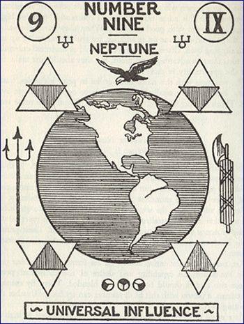 Αποτέλεσμα εικόνας για spiritual meaning of number 9