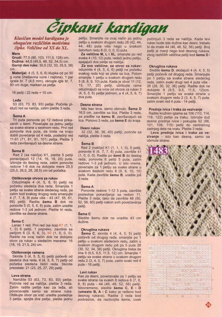Related Images Pletenje Mustre