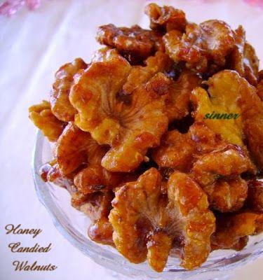 Honey Candied Walnuts | The Waitakere Redneck's Kitchen