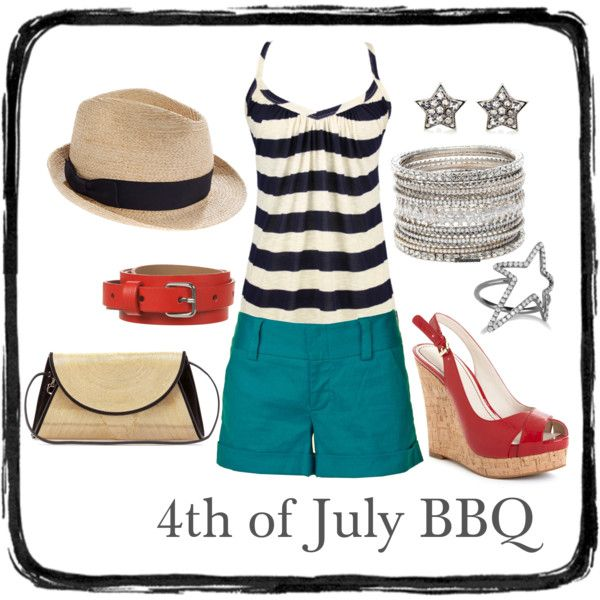 july 4th bbq images