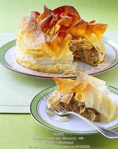 أشهر وصفات الطبخ المغربي بالصور : مطبخ ام ايمن