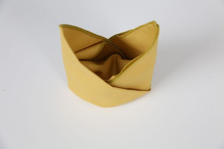 napkin folding styles instructions