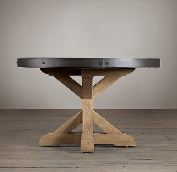 dining table restoration hardware dining table