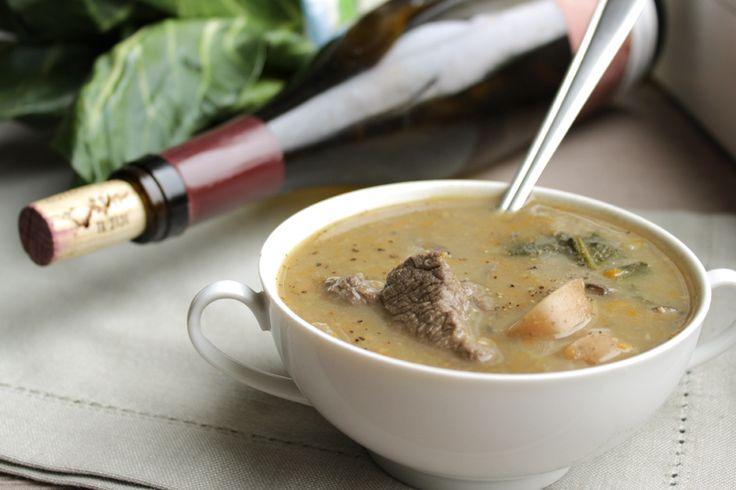 Beef Mushroom Potato Stew