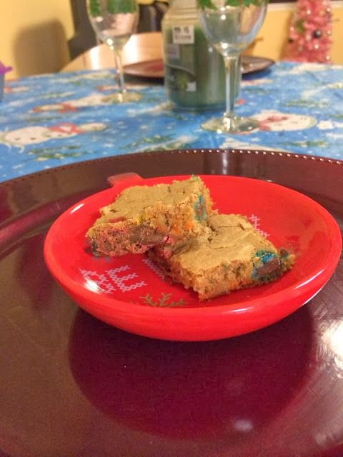 M&M Blondies --revised