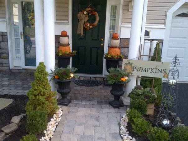 Pin by Darryl duPont on Home DIY Ideas  Pinterest ~ 115403_Qvc Thanksgiving Decorations