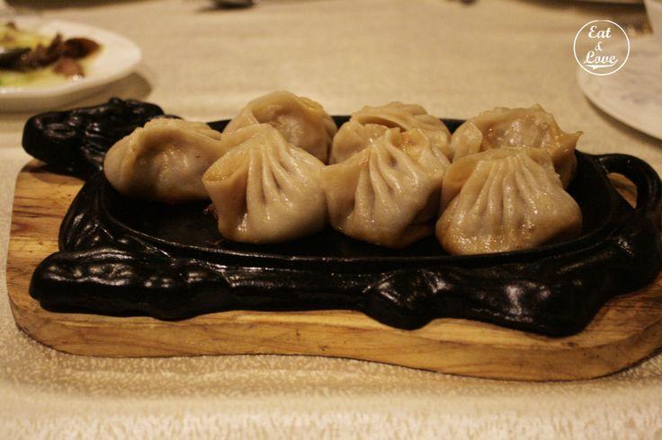Jiaozi de carne - Restaurante chino El Bund Madrid