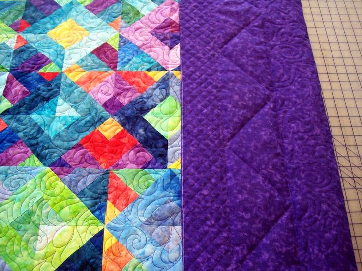 Unusual Quilting Ideas : unique quilting on borders Quilt designs for Borders Pinterest