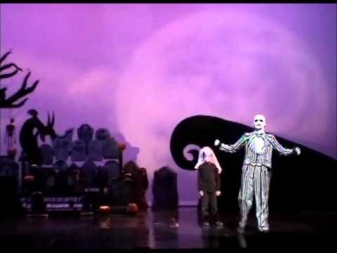 Nightmare Before Christmas Live- Part 1 | broadway plays/musicals ...