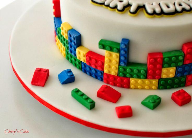 Building Blocks Cakes Recipe — Dishmaps