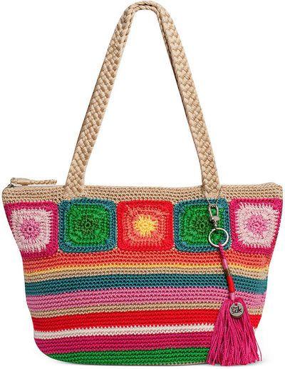 The Sak Purse Crochet : The Sak crochet purse crochet purse 1 Pinterest