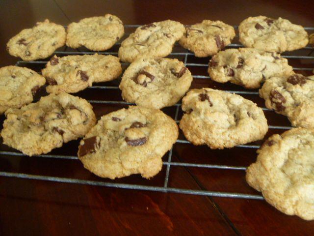 My Favorite Chocolate Chip Cookies | Gluten-Free Desserts | Pinterest