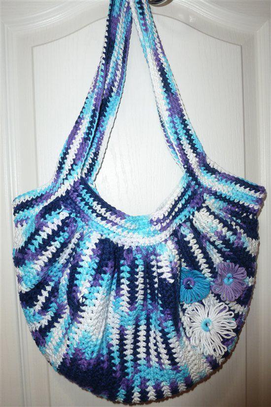 Fat Bottom Bag - Forums - Crochet Me Crochet Pinterest