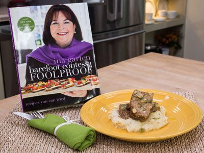 Home & Family 1770 House Meatloaf & Garlic Sauce Recipe | Hallmark ...