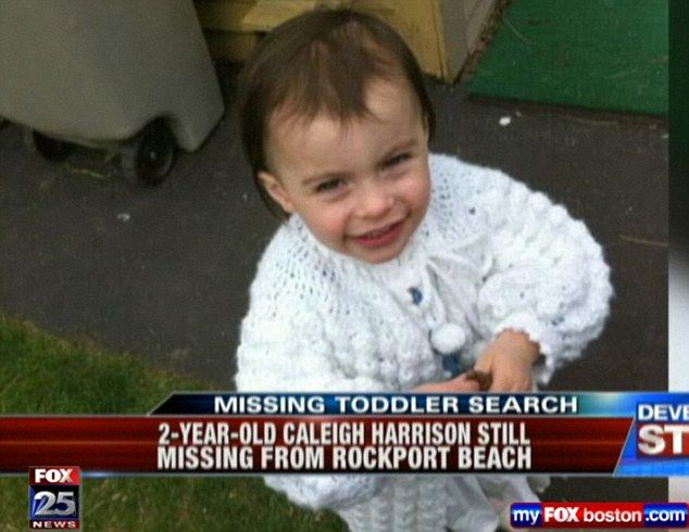 Caleigh Anne Harrison, disappeared from Rockport Beach near Boston.. gone since April 20th...